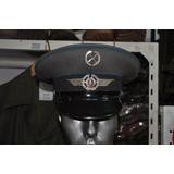 Gorra De Tropa De La Fuerza Aérea Alemana Ddr,