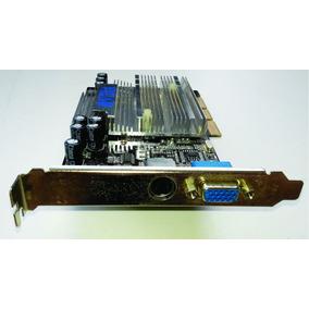 Placa De Vídeo Geforce Mx4000-8x 128mb Ddr