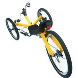 Trike Triciclo Reclinado