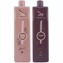 Zap Professional Escova Progressiva (2 X 1 Litro) + Brinde