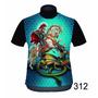 Camiseta Orixá - São Jorge - Ogum 312