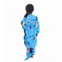 Pijama Mameluco Kigurumi Onesi Sully Monsters Inc Niño(a)