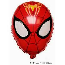 12 Globos De Spiderman Grande Al Mayor