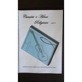 Dia Pais Presente -cadernos Ou Apostilas De Canções Cifradas
