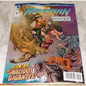 Dc Comics Aquaman Anual #2 Dc Comics Mexico