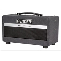 Cabeçote Valvulado Fender Bassbreaker 007 Hd + Frete Grátis