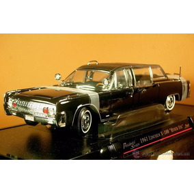 Limo-presidencial Lincoln X 100-quick Fixkene-1961 J.f.k.