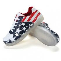 Zapatillas Led Usa!! (unisex)