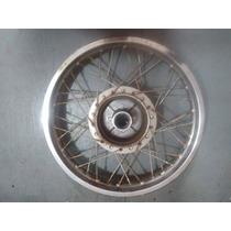 Roda Traseira Aro 14 - Honda Biz 100/125 E Pop 100 Original