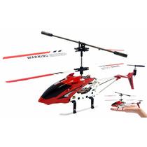 Helicóptero Radiocontrol Syma S107g 3 Canales Y Giroscopio