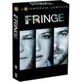 Box Fringe A Grande Conspiração 1ª Temporada (7 Dvds)