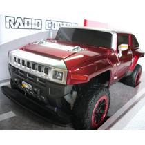 Carro Controle Hummer Hx 2008 - Radio Control - Maisto