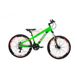 Bicicleta Vikingx Tuff X25 Dowhill, Freeride, Dirt, Shimano