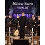 Dvd Música Sacra - Homenagem A Vivaldi