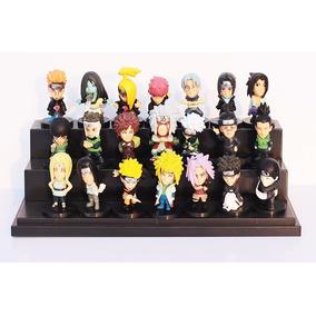 Boneco Naruto Susuke Kit Com 21 Miniaturas Para Coleção