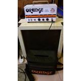 Cabezal De Guitarra Orange Tiny Terror Korea 15w Con Bolso