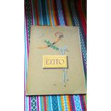 Antiguo Cuaderno Exito Años 70 - Usado - Envios C61
