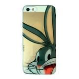Carcasa Para Iphone 5 / 5s / Se, Looney Tunes Bugs Bunny