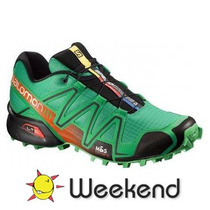 Zapatillas Salomon Speed Cross 3 Running - Weekendpesca