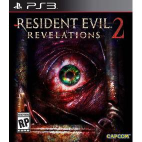 Resident Evil Revelations 2 Deluxe Ps3 || Hay Stock || Esp.