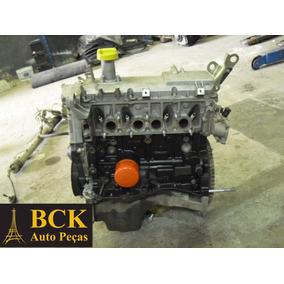 Motor Parcial Renault Logan 1.6 8v Flex (a Base De Troca)