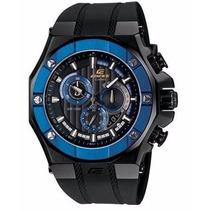 Relógio Casio Edifice Cronógrafo Efx-510pbl-1avdr