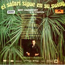 Bert Kaempfert El Safari En Su Swing Vinilo Estereo
