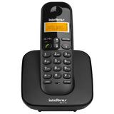 Telefone Sem Fio Intelbras Ts 3110 Preto - Dect 6.0,