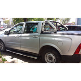 Antivuelco Acero Inoxidable Ssangyong Actyon
