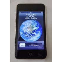 Ipod Touch 2 Geração 8gb Ios 4.2.1 - Usado - Não É Celular