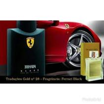 Tradução Gold Fragrância Ferrari Blak