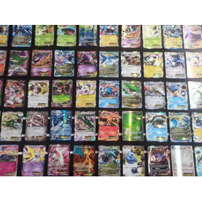 Mega Lote Pokémon - 100 Cartas, Ex / Gx Garantida! Português