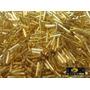 Canutilho Dourado - Bordar Vestido Costura Pedraria - 500g
