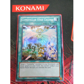 Yugioh 2x Constellar Star Cradle Super 1st Ha07-en067