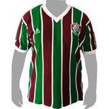 Camisa Vintage Retrô Fluminense 1983 Blusa Le Coq Camiseta
