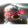 Casco Para Motocross Enduro Gmax Talla M 56cms