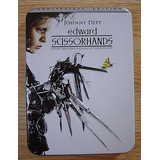 Edward Sccisorhands - El Joven Manos De Tijera - Dvd