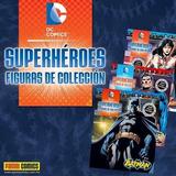 Figuras Dc Y Marvel Panini Superheroes