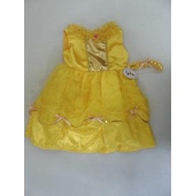 Disfraz Princesa Bella Disney Talla 4
