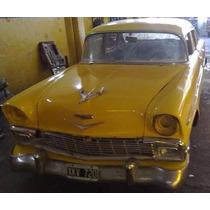 Chevrolet Bel Air 1956 No Impala No Biscayne