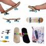 Skate De Dedo Profissional - Fingerboard Shape Madeira