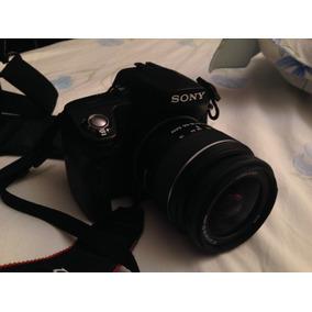 Camera Sony S.profissional A-390