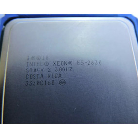 Processador Xeon Six Core E5-2630 V1 2,3ghz Hp Dell Ibm