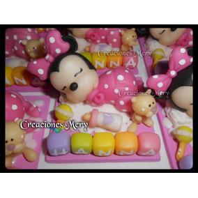 Souvenirs Minnie Bebé Durmiendo!