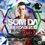 Dvd + Cd Dj Pv - Som Da Liberdade 2.0 (sony) A50