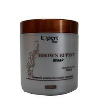 Mascara Hidratação Profunda Brown Effect 500g