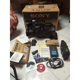 Camara De Video Profesional Sony Hvr S270n Como Nueva