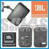 Soporte P Bafles Jbl Control 2p De Pared Rotula Metal Angulo