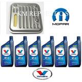 Kit Filtro De Caja Mopar + Atf+4 Valvoline Dodge Journey 2.4