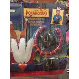 Pocahontas Disney Disfraz Niños Año 1994 , Mattel